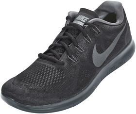 sale retailer 407d0 ad544 ... coupon nike free rn 2017 running shoes men black anthracite dark grey  cool grey ac949 25887
